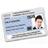 Blue CISRS Card